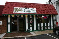 Comet Pizza - Mason, Ohio