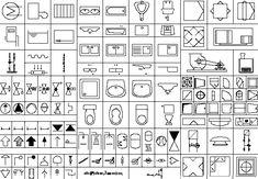 Symbolenbibliotheken Thema Wonen Pinterest Symbolen