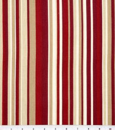 45'' Home Essentials Print Fabric-Glee/Red at Joann.com #28