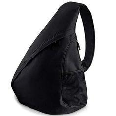 Buy ACTIVEGEAR GFM Multi Pocket Monostrap Rucksack Backpack ( Free delivery and returns on eligible orders. New Handbags, Discount Handbags, Handbags Online, Handbags On Sale, Leather Handbags, Single Strap Backpack, Designer Handbags For Less, Black Shoulder Bag, Rucksack Backpack