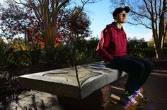 "Wow! What an exceptional look from The (Burlington, N.C.) Times-News at what fuels #Elon cross country senior Luis Vargas. ""Easily, my school and my team and my family,"" he says. ""Without them, I would not be in the position I am now.""  Luis is the only NCAA Division I runner who can claim an undefeated season. He'll compete for a national championship this Saturday. Join us in cheering on Luis and read more by clicking the image!"