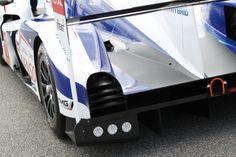 Toyota Racing TS040 Hybrid.