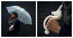 Un parapluie licorne vraiment très très TRÈS classe