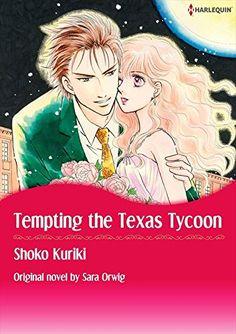 Tempting The Texas Tycoon (Harlequin comics)