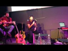 ▶ Hit Week 2013 Los Angeles - Marco Mengoni Sound Check - YouTube
