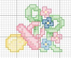The most beautiful cross-stitch pattern - Knitting, Crochet Love Cross Stitch Letters, Cross Stitch Cards, Cross Stitch Borders, Cross Stitch Samplers, Modern Cross Stitch, Cross Stitching, Cross Stitch Embroidery, Embroidery Patterns, Hand Embroidery