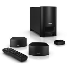 #Bose 2.1 Surround Sound Home Theater System #hometheater #surroundsystem