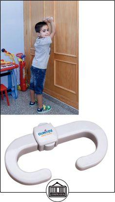Olmitos - Cierre Seg. Para Armarios  ✿ Seguridad para tu bebé - (Protege a tus hijos) ✿ ▬► Ver oferta: http://comprar.io/goto/B008KL401Q