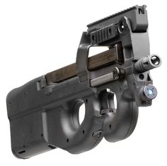 FN P90 ® submachine gun. © FN Herstal. - Image - Army Technology