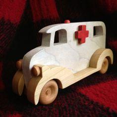 Work Vehicles Series Ambulance