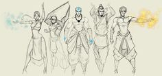Original Team Avatar  by Sketchydeez on deviantART