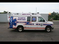 Tri Hampton Rescue 14QF19113G 2014 AEV FL2K Ford E350