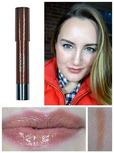 Daily Swatch: Revlon Lacquer Balm via pinterest.com/radiancereport/  -- (click image for color/product details) #bbloggers #revlon #budgetbeauty