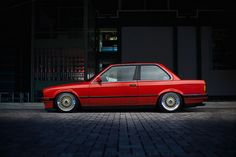 Back in the day's i loved this cars, low on bbs rims
