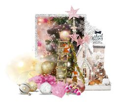 """""""Christmas"""" by mljilina ❤ liked on Polyvore featuring art"""