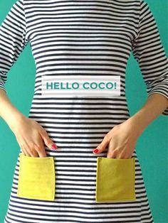 Hello Coco! - Tilly and the Buttons