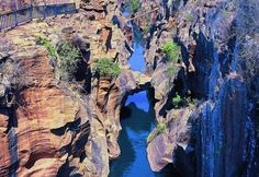 Bourke's Luck Potholes - Blyde River Canyon PopularAttractions