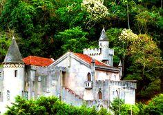 Castelo Montebello Medieval - Teresopolis - Rio de Janeiro