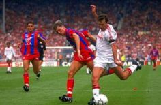 1990 FA cup final, Captain Marvel again! Fa Cup Final, Captain Marvel, Manchester United, Liverpool, Finals, The Unit, Football, Running, Sports