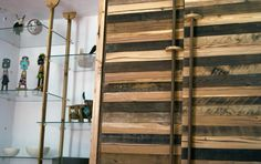 MARTIN VIECENS Industrial, Divider, Room, Furniture, Home Decor, Wood, Bedroom, Homemade Home Decor, Rooms