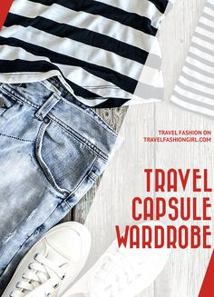 Packing light helps you avoid travel headaches. Keep reading to discover versatile packing at its finest and the importance of a travel capsule wardrobe. via @travlfashngirl https://www.travelfashiongirl.com/creating-a-travel-capsule-wardrobe/