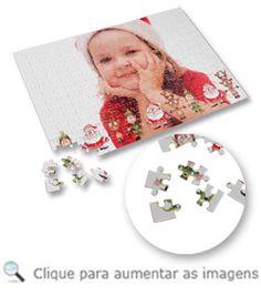 Puzzle de Natal 252 Peças - 38 x 26cm  Características :: Tema Layout de Natal;  Inclui estojo para as peças em PVC  - http://www.fotosport.pt/gca/coleccoes/natal/gifts