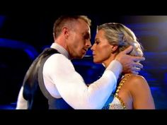 Denise Van Outen & James dance to 'With You I'm Born Again'- Strictly Come Dancing 2012 - BBC One