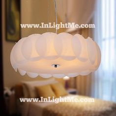 New Contemporary  6-light pendant light