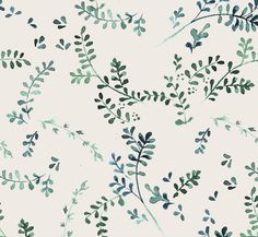 Botanical Pack Seamless Patterns by Annet Weelink Design on @creativemarket