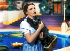 Dorothy Gale/Judy Garland in The Wizard of Oz (1939) - Everett Collection/REX Features