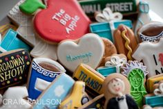 #cookies  #  party favors  #  treats