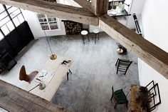 Home Tours: IN WITH THE OLD - Kinfolk