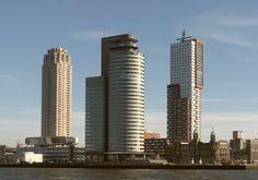 Rotterdam Skyscraspers   World Portcenter, Netherland