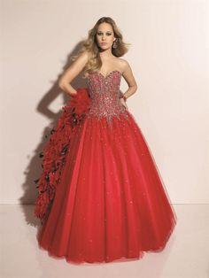 Vestidos de Fiesta Largos de Color Rojo – Varios modelos