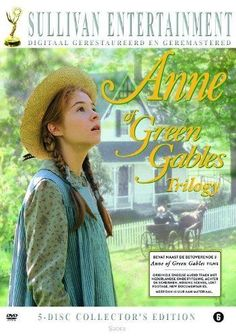 ANNE OF GREEN GABLES - Collectors 5 DVD Box Set, Megan Follows, Colleen Dewhurst