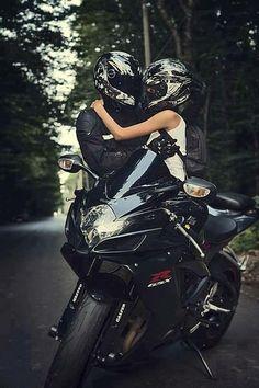 Motosiklet aşıkları