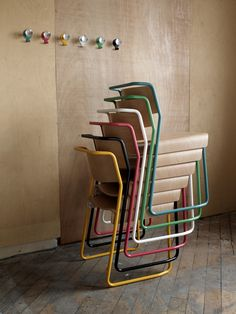 cool chairs and hooks (and the rest of the tumblr is pretty neat)