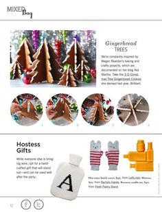 Anthology Magazine - 2012 Holiday Gift Guide - Page 12-13