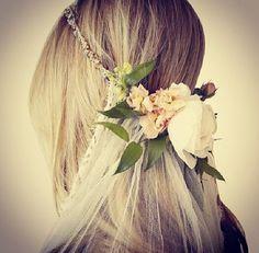 Boho Wedding boho hair