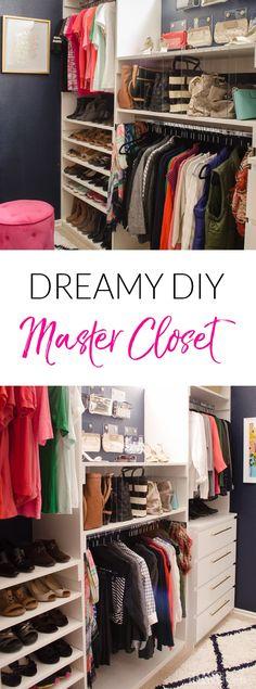 Master Closet Organi
