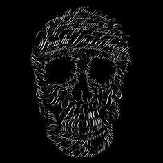 Script and Skull