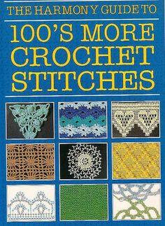 100'S MORE CROCHET STITCHES.