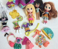 Littlest Pet Shop LPS Huge Lot Blythe Dolls Shoes Clothes Accessories Scooter | eBay