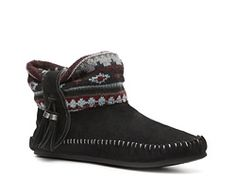 Rock & Candy Nirvana Moccasin Bootie
