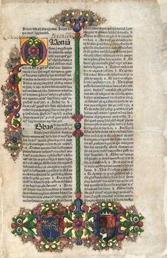 Inc. 197  Ausmo, Nicolaus de: Supplementum  1473, Wendelin von Speyer. Velence, Pergamen.