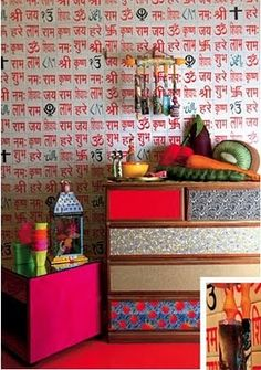 india-inspired room