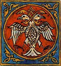 File:White double-headed eagle of Nemanjići, Serbia.jpg