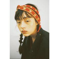 そばかすがキュート!今なりたいオシャレ顔N0.1♡モトーラ世理奈さん   STROBO ストロボ