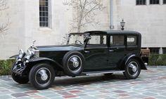 Fred Astaire's Rolls Royce Phantom Town Car