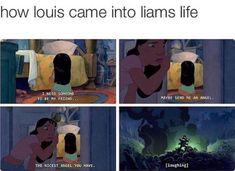 Louis.  Liam.